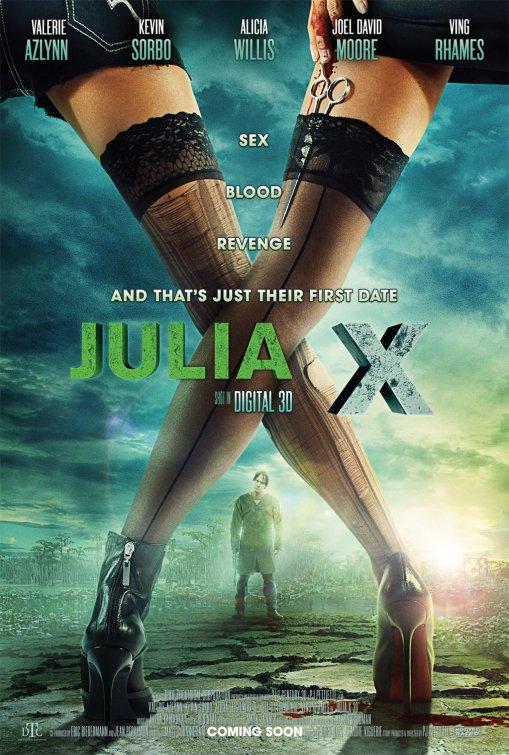 Отзывы о фильм julia x 2011